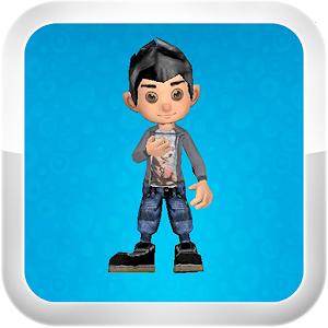Cartoon City Run 1D icon