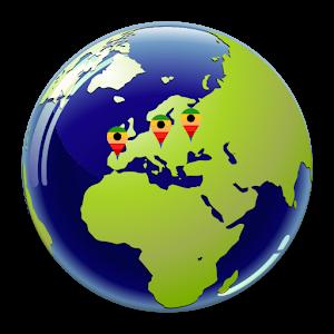 Viajeros en el mundo icon