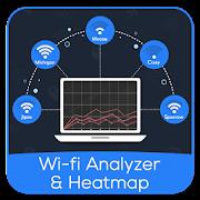 WIFI Heat Map: Measure wifi signal strength icon
