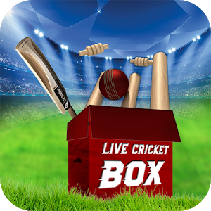 Live Cricket Box icon