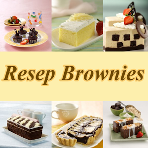 Resep Brownies icon