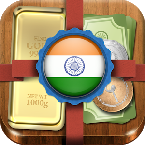 IndianGold&Currency icon