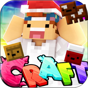 CRAZY CRAFT SWEET PUZZLE icon