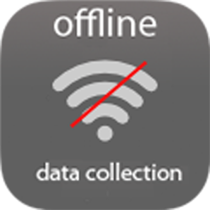 Offline Mobile Data Collection icon