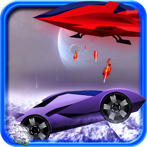 Car Shooter (Race to Space) icon