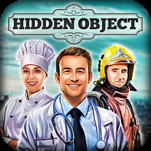 Hidden Object - I Love My Job icon