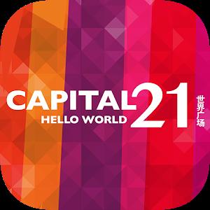 Capital 21 icon