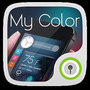 My Color GO Locker Theme icon