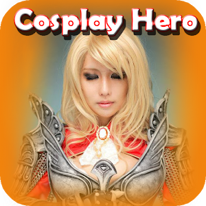 Super hot cosplay free app icon