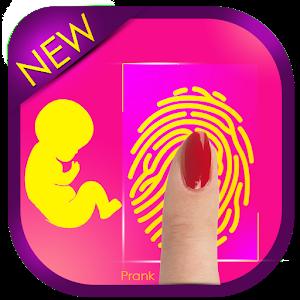 Finger Pregnancy Test Prank icon