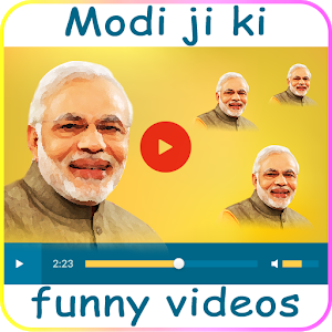 Modi Key Funny Videos icon