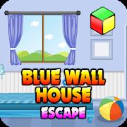 Simple Escape Games - Blue Wall House Escape icon