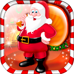 Santa Claus Caring Doctor icon