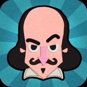 Shakespeare swear icon