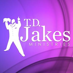TD Jakes Ministries icon