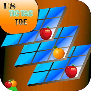 US Tic Tac Toe icon
