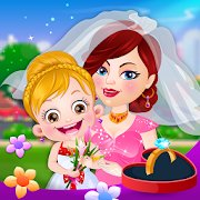 Baby Hazel Flower Girl 2 icon