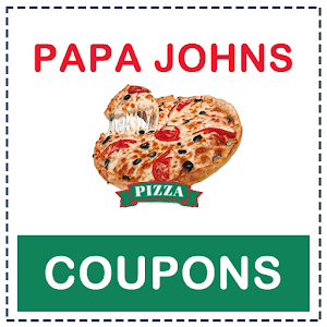 Coupons for Papa Johns Pizza icon
