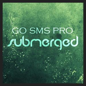 GO SMS Theme Submerged icon