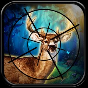 Deer Jungle Shooting - Hunting icon