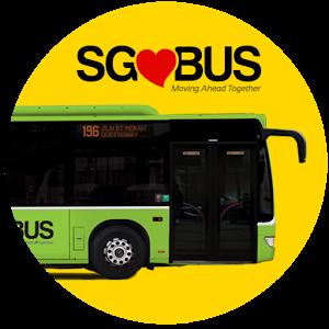 Bus Stop SG (SBS Next Bus) icon