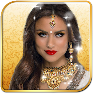 Indian Jewellery Photo Editor icon