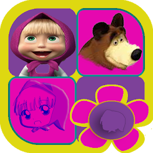 Masha Memory Game icon