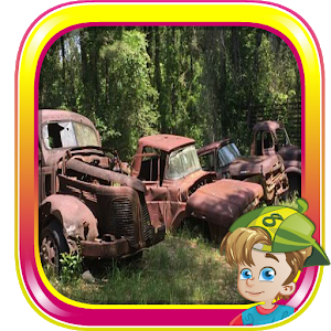 Vehicle Graveyard Escape icon