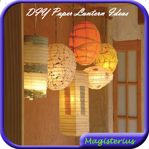 DIY Paper Lantern Ideas icon