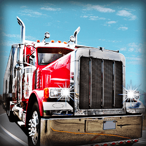 Truck Driving World icon