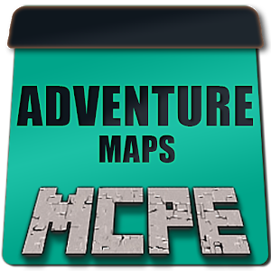 Adventure maps for mcpe icon
