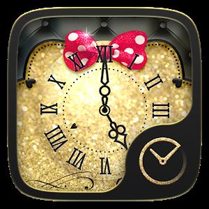BowKnot GO Clock Theme icon
