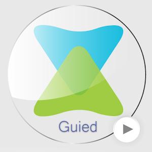 Guide Xender big file transfer icon