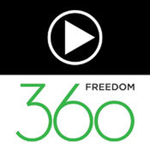Freedom360Player icon