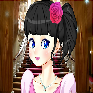 games dress up Princesses girl icon