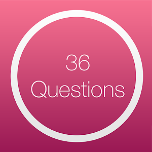 36 Questions Fall In Love Test icon