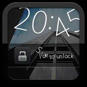 Dark Pro GO Locker Theme icon