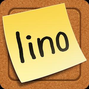 lino - Sticky & Photo Sharing icon