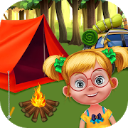 Jungle Summer Camping icon