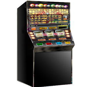 bingo slot machine free icon