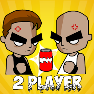 Can Fighters - 2 player games icon