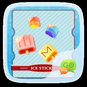 (FREE) GO SMS ICE STICK THEME icon