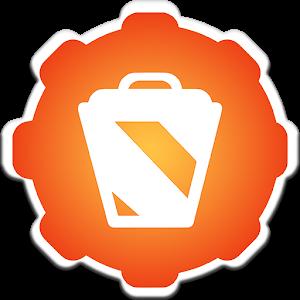 Auto clean optimizer icon