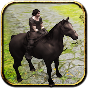 Jumping Horse Adventure icon