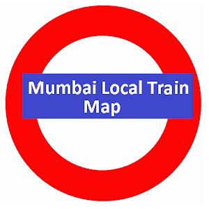 Mumbai Local Train Map icon