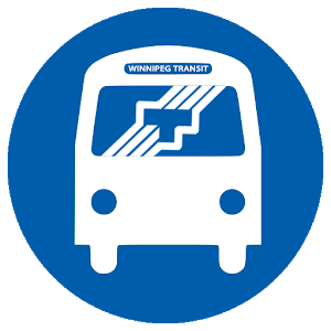Winnipeg Transit App icon