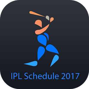 IPL Schedule 2017 icon
