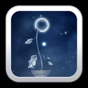 Moon Flower Live Wallpaper icon