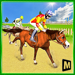Derby Action Horse Race icon