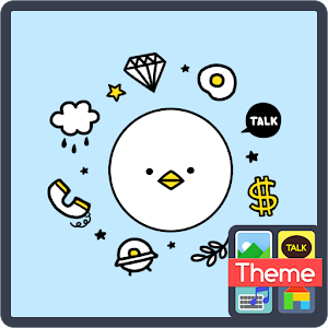 ppiyak_talk K icon